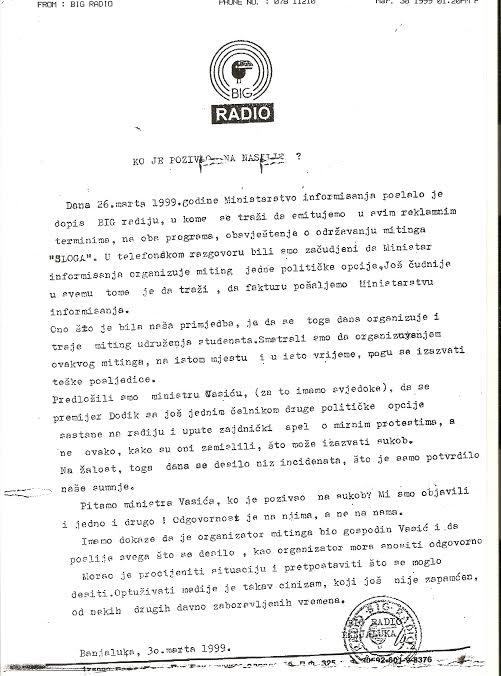 dopis BIG radija iz 1999.JPG