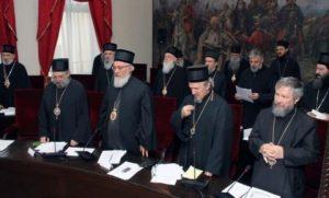 Небојша Вукановић: Писмо Синоду СПЦ и патријарху српском