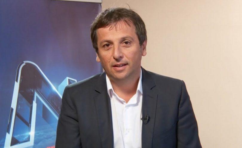 Narodni poslanik Nebojsa Vukanovic